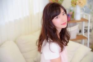 モデル 川子芹奈さん